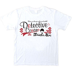 名探偵コナン ボトルTシャツ 赤井秀一 ホワイト S