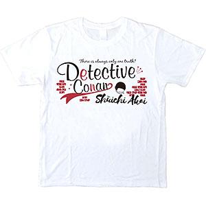 名探偵コナン ボトルTシャツ 赤井秀一 ホワイト L
