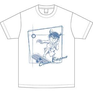 名探偵コナン スケッチシリーズ Tシャツ 江戸川コナン(Lサイズ)