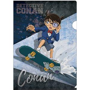 名探偵コナン Chase!(追跡)シリーズ クリアファイル 江戸川コナン