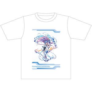 戦姫絶唱シンフォギアXV PALE TONE series Tシャツ 風鳴翼