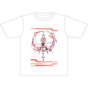 戦姫絶唱シンフォギアXV PALE TONE series Tシャツ 雪音クリス