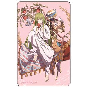 Fate/Grand Order -絶対魔獣戦線バビロニア- ICカードステッカー vol.2 ギルガメッシュ&エルキドゥ