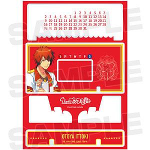 うたの☆プリンスさまっ♪ 一十木音也 卓上アクリル万年カレンダー
