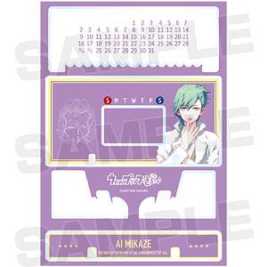 うたの☆プリンスさまっ♪ 美風藍 卓上アクリル万年カレンダー