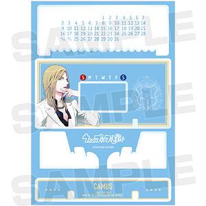 うたの☆プリンスさまっ♪ カミュ 卓上アクリル万年カレンダー