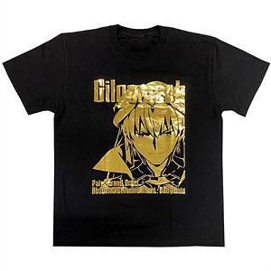 Fate/Grand Order -絶対魔獣戦線バビロニア- 箔プリントTシャツ ギルガメッシュver. XLサイズ