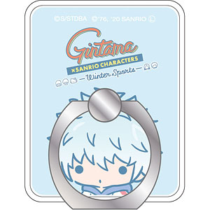 銀魂×Sanrio characters スマートフォンリング 銀時(サンリオコラボ第三弾)