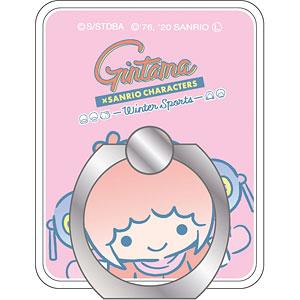 銀魂×Sanrio characters スマートフォンリング 神楽(サンリオコラボ第三弾)