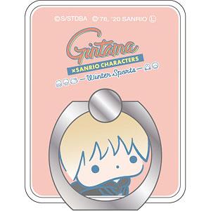 銀魂×Sanrio characters スマートフォンリング 沖田(サンリオコラボ第三弾)
