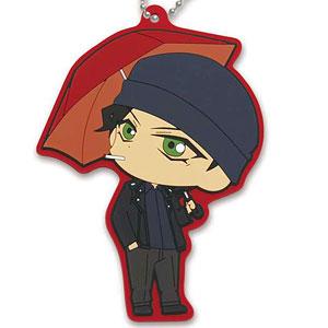名探偵コナン ラバーキーホルダー(Rain赤井)