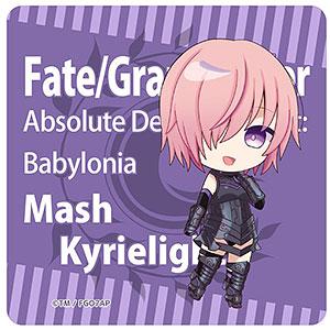 Fate/Grand Order -絶対魔獣戦線バビロニア- ラバーマットコースター マシュ・キリエライト