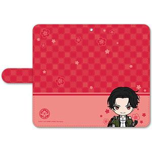 刀剣乱舞-ONLINE- ぽてだん! 手帳型モバイルフォンケース(フリーサイズ)76:豊前江