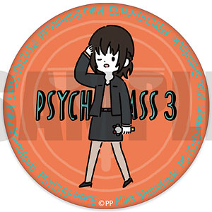 PSYCHO-PASS サイコパス 3 3WAY缶バッジ PlayP-G 霜月美佳