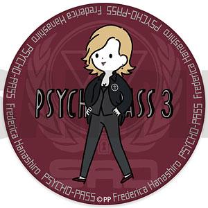 PSYCHO-PASS サイコパス 3 3WAY缶バッジ PlayP-K 花城フレデリカ