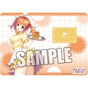 キャラクター万能ラバーマット 喫茶ステラと死神の蝶「墨染希」