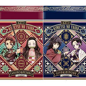 鬼滅の刃 CANDY缶コレクション2 12個入りBOX (食玩・仮称)