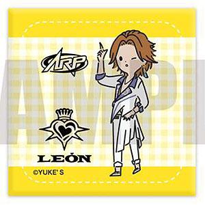 ARP レザーバッジ PlayP-D レオン