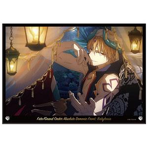 Fate/Grand Order -絶対魔獣戦線バビロニア- ビジュアルアクリルプレート ギルガメッシュ