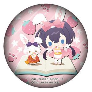 文豪ストレイドッグス×サンリオキャラクターズ ガラスマグネット 泉鏡花×ウィッシュミーメル