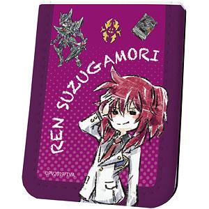レザーフセンブック「カードファイト!! ヴァンガード」03/雀ヶ森レン(グラフアート)