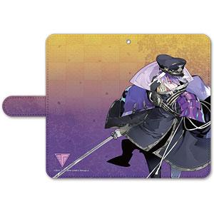 刀剣乱舞-ONLINE- 手帳型モバイルフォンケース(フリーサイズ)83:源清麿