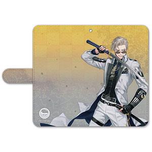 刀剣乱舞-ONLINE- 手帳型モバイルフォンケース(フリーサイズ)85:山鳥毛