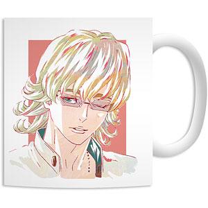 TIGER & BUNNY バーナビー・ブルックス Jr. Ani-Art マグカップ
