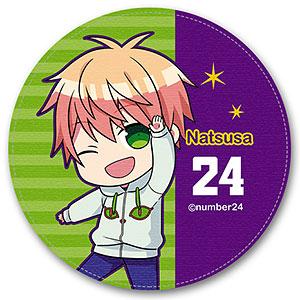 number24 レザーバッジ デザイン01(柚木夏紗)