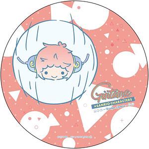 銀魂×Sanrio characters デカンバッチ 神楽