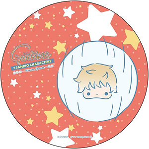 銀魂×Sanrio characters デカンバッチ 沖田総悟