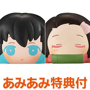【あみあみ限定特典】ふかふかスクイーズパン 鬼滅の刃 第3弾 8個入りBOX