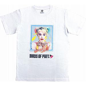 ハーレイ・クインの華麗なる覚醒 BIRDS OF PREY/ フォト Tシャツ Lサイズ