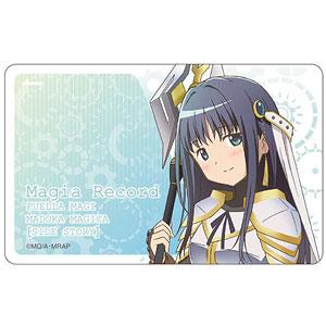 マギアレコード 魔法少女まどか☆マギカ外伝 ICカードステッカー 七海やちよ