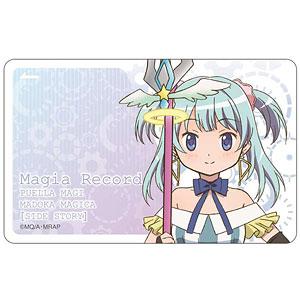 マギアレコード 魔法少女まどか☆マギカ外伝 ICカードステッカー 水波レナ
