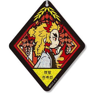 VETCOLO 鬼滅の刃 グリッターアクリルキーホルダー 06.煉獄杏寿郎