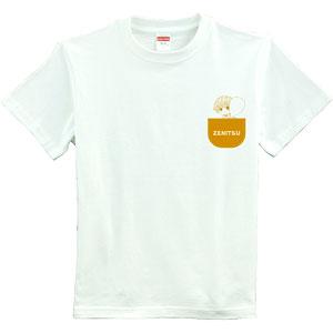 Tシャツ「鬼滅の刃」05/ZENITSU(Mサイズ)(フォトきゃら)