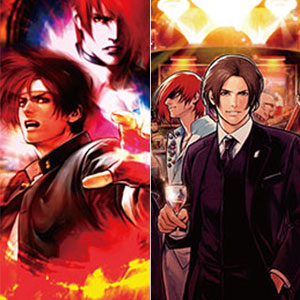 THE KING OF FIGHTERS ポストカードセットVol.4