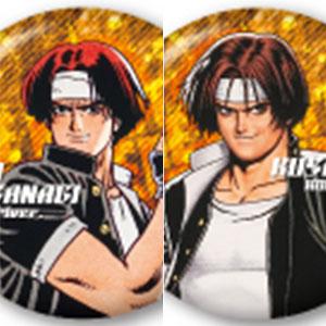 KOF歴代絵柄缶バッジコレクション 草薙京 12個入りBOX