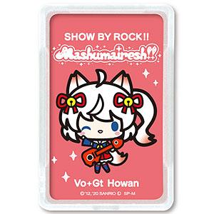 SHOW BY ROCK!! ましゅまいれっしゅ!! ピーカ+ICカードホルダー ほわん