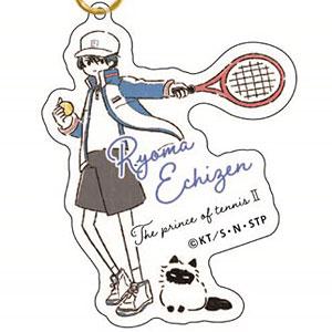 新テニスの王子様 ゆるスタ アクリルキーホルダー 01 越前リョーマ