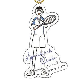 新テニスの王子様 ゆるスタ アクリルキーホルダー 03 大石秀一郎