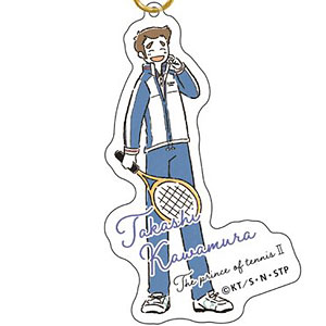 新テニスの王子様 ゆるスタ アクリルキーホルダー 07 河村隆