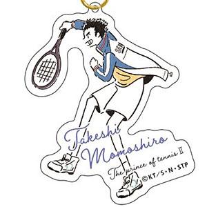 新テニスの王子様 ゆるスタ アクリルキーホルダー 08 桃城武