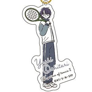新テニスの王子様 ゆるスタ アクリルキーホルダー 11 忍足侑士