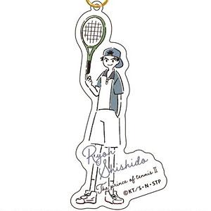 新テニスの王子様 ゆるスタ アクリルキーホルダー 12 宍戸亮
