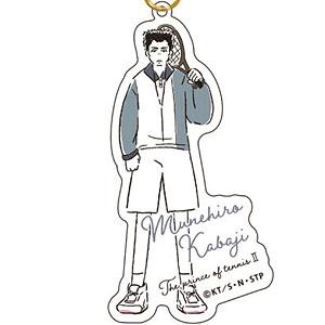 新テニスの王子様 ゆるスタ アクリルキーホルダー 16 樺地崇弘