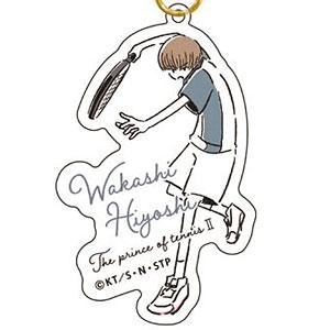 新テニスの王子様 ゆるスタ アクリルキーホルダー 18 日吉若
