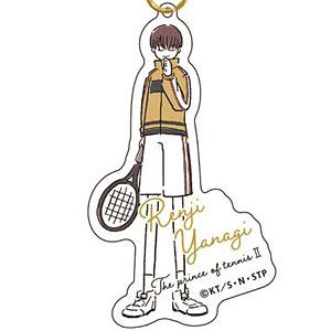 新テニスの王子様 ゆるスタ アクリルキーホルダー 21 柳蓮二