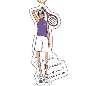 新テニスの王子様 ゆるスタ アクリルキーホルダー 30 知念寛